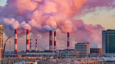 Ô nhiễm không khí đang dần trở thành thảm họa toàn cầu
