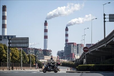 Trung Quốc chiếm 53% sản lượng nhiệt điện của thế giới trong năm 2020