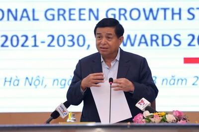 Việt Nam có thể trở thành quốc gia tiên phong về tăng trưởng xanh