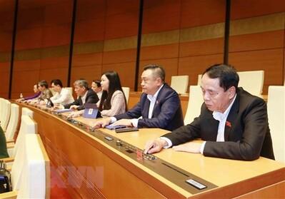 Thực hiện quy trình bầu Phó Chủ tịch nước, Ủy viên Ủy ban Thường vụ Quốc hội
