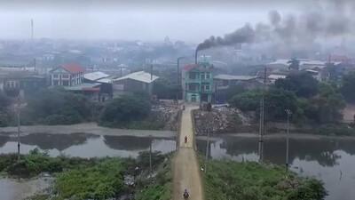 Chuyển đổi làng nghề ô nhiễm nhất Bắc Ninh thành cảng cạn