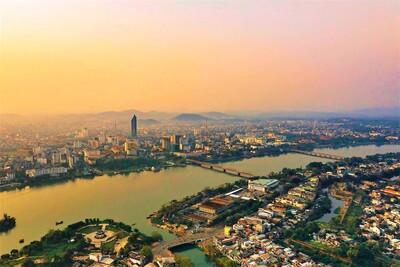 Thừa Thiên Huế phê duyệt quy hoạch hai bờ sông Hương
