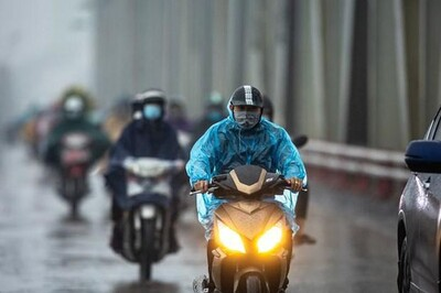 Không khí lạnh tăng cường, Bắc Bộ tiếp tục mưa lạnh