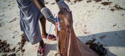 Khởi động dự án giúp 30 nước đang phát triển giải quyết nạn xả rác trên biển