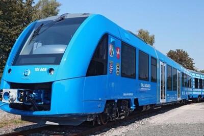 SNCF đặt hàng 12 đoàn tàu chạy bằng năng lượng hydro để thử nghiệm tại Pháp
