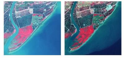 Ứng dụng công nghệ viễn thám và GIS trong quản lý, bảo vệ và sử dụng hợp lý hành lang bờ biển