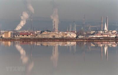 EU nhất trí giảm ít nhất 55% lượng khí thải CO2 tới năm 2030
