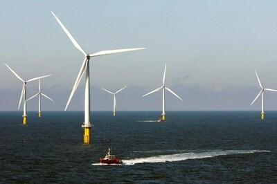 Đầu tư toàn cầu vào chuyển đổi năng lượng tăng lên mức cao kỷ lục