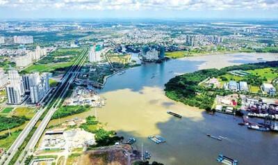 Xây dựng cho các đô thị khả năng chống chịu với biến đổi khí hậu