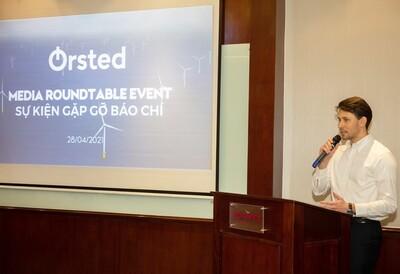 Doanh nghiệp dẫn đầu thế giới về điện gió ngoài khơi chính thức vào Việt Nam