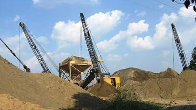 Bộ TN&MT đôn đốc các địa phương thực hiện nghiêm quy định quản lý, khai thác cát sỏi