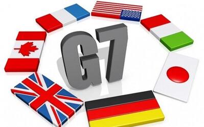G7 sẽ nhất trí hành động về vấn đề biến đổi khí hậu