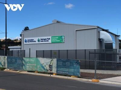 Australia đầu tư 100 triệu AUD cho 3 nhà máy sản xuất hydrogen
