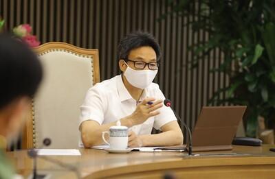 Phó Thủ tướng Vũ Đức Đam: Không để dịch bệnh lây lan trong các khu công nghiệp