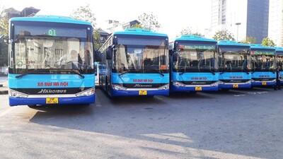 Transerco Hà Nội: Thành phố dự kiến mở mới 90-100 tuyến buýt