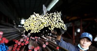 Giá thép tăng ảnh hưởng tới sự tăng trưởng của cả nền kinh tế