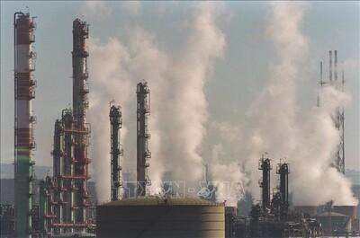 Các cơ chế giá thải khí CO2 toàn cầu quyên góp được 53 tỉ USD trong năm 2020