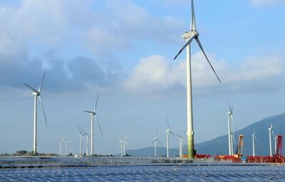 IFC tài trợ 57 triệu USD cho 2 dự án điện gió tại miền Trung