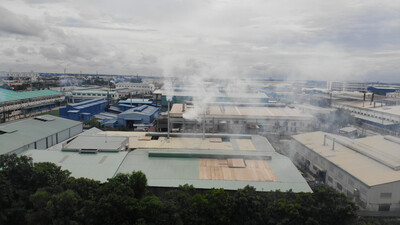 Long An: Nguy cơ ô nhiễm môi trường từ khu công nghiệp Xuyên Á