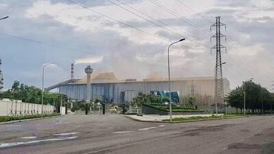 Bà Rịa - Vũng Tàu: Nhà máy thép Pomina xả thải gây ô nhiễm môi trường