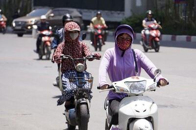 Bắc Bộ chuẩn bị vào đợt nắng nóng mới, chỉ số tia UV gây hại rất cao