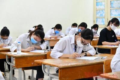 Sẵn sàng các phương án phòng dịch, đảm bảo an toàn kỳ thi THPT quốc gia