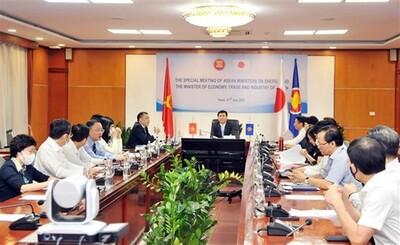 ASEAN hoan nghênh Nhật Bản hỗ trợ 10 tỉ USD cho công tác khử carbon
