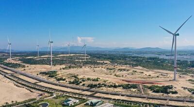 Bình Định và câu chuyện dự án nhà máy điện gió nghìn tỉ 'càn quét' núi đồi
