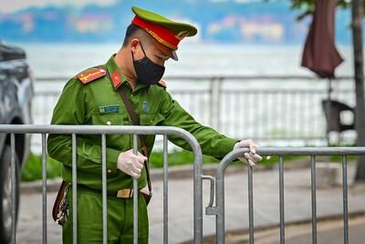 Hà Nội lập 22 chốt kiểm soát người, phương tiện ra vào thành phố