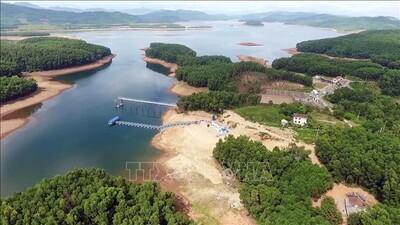 Nâng cao hiệu quả khai thác, sử dụng và bảo vệ tài nguyên nước