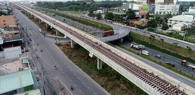 Đơn vị tư vấn tuyến metro số 1 dừng làm việc