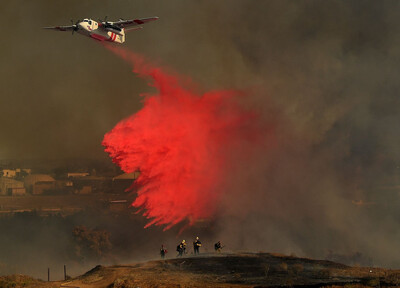 Những hình ảnh lột tả sức tàn phá của cuộc khủng hoảng khí hậu