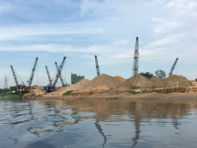 Hà Nội: Siết chặt hoạt động các bến thủy nội địa trong mùa mưa bão