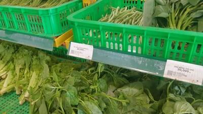Bách hóa Xanh bán rau muống giá gấp 4 - 7 lần nhà vườn
