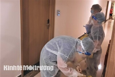 Hà Tĩnh: Triển khai thí điểm cách ly y tế F1 tại nhà
