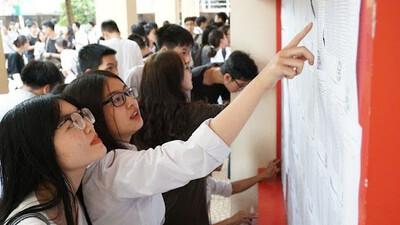 Kỳ thi tốt nghiệp THPT 2021: 18.500 điểm 10 môn Giáo dục Công dân