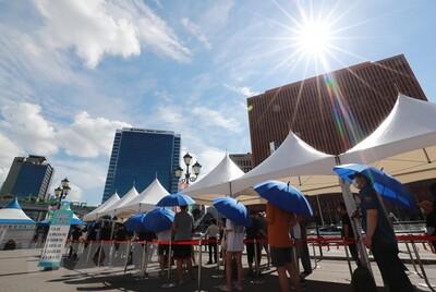 Cảnh báo nắng nóng gay gắt và kéo dài nghiêm trọng tại Hàn Quốc