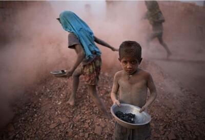 LHQ: Đói nghèo khiến biến đổi khí hậu và xung đột càng nguy hiểm