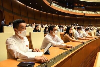 Quốc hội quyết định Chính phủ khóa XV có 4 Phó Thủ tướng