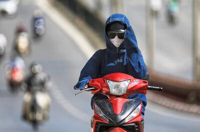 3 ngày tới, chỉ số tia cực tím ở các thành phố ở ngưỡng có nguy cơ gây hại cao