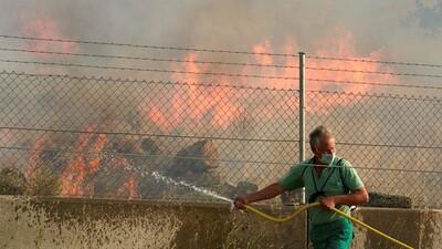 Tây Ban Nha: 5.000 hecta rừng bị hỏa hoạn thiêu rụi