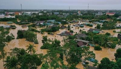 Đề phòng các đợt mưa lớn tập trung trong 3 tháng cuối năm