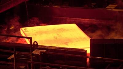 Lần đầu tiên, thép được sản xuất mà không sử dụng nhiên liệu hóa thạch