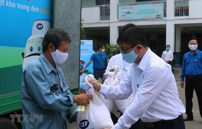 TP.HCM: Bổ sung 2.576 tỉ đồng hỗ trợ người dân gặp khó khăn do Covid-19
