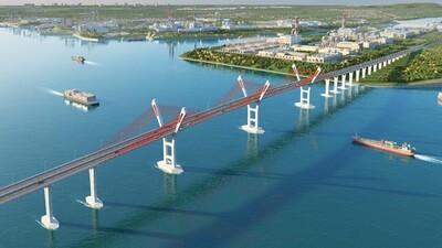 Khởi công cầu Bến Rừng kết nối Hải Phòng với Quảng Ninh đầu năm 2022