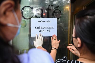 Từ 12h ngày 16/9, nhiều quận, huyện Hà Nội cho phép mở lại dịch vụ ăn uống, chỉ bán mang đi