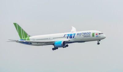 TSA cấp phép 12 chuyến bay thẳng từ Việt Nam đến Mỹ cho Bamboo Airways