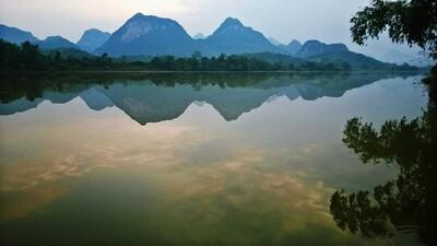 Du khảo Pù Luông, miền đất thiêng của Chúa Chổm (Kỳ 2): Biệt phủ đầu tiên của nước Việt