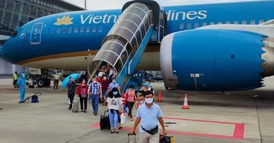 Từ 5/10, mỗi ngày có nhiều nhất 28 chuyến bay khứ hồi giữa Hà Nội và TP.Hồ Chí Minh