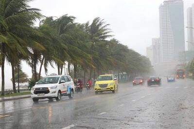 Thời tiết ngày 9/10: Mưa lớn trên cả nước, đề phòng lũ quét, sạt lở đất do hoàn lưu bão
